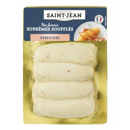 Achat de Supreme Soufflés Ecrevisse Skin 4*120 g