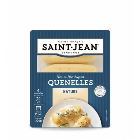 Achat de Quenelles beurre semoule nature - 240g (4x80g)