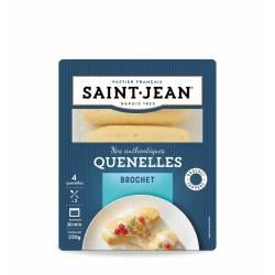 Achat de Quenelles beurre semoule brochet - 240g (4x80g)