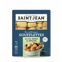Achat de Soufflettes Olives noires Romarin