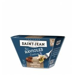 Box ravioles sauce forestière aux morilles 300g