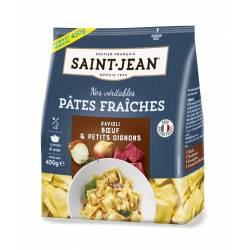 Ravioli Boeuf & petits oignons - 450g