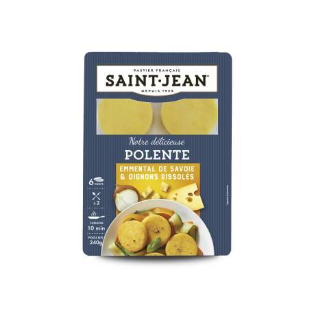 Achat de Polente Emmental de Savoie & Oignons rissolés - 240g