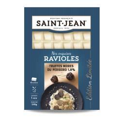 Ravioles Truffes Noires du Périgord 240g