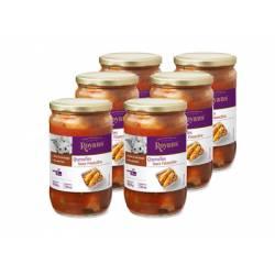 Bocaux de Quenelles, sauce financière (colis de 6 Bocaux)