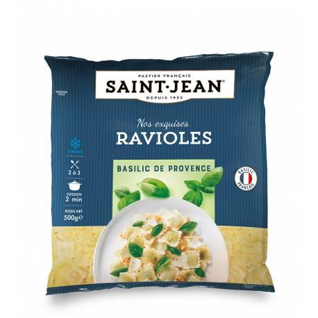 Achat de Ravioles au basilic sugelées - 500g