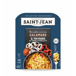 Achat de Pâtes avoines, calamars & poivrons, au piment d'Espelette façon risotto- 300 g