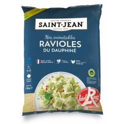 Ravioles du Dauphiné surgelées Label Rouge / IGP - 1.8kg