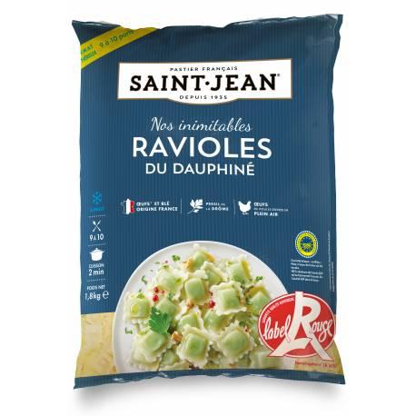 Achat de Ravioles du Dauphiné surgelées 1,8kg