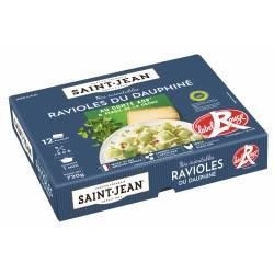 Ravioles du Dauphiné ULTRA FRAICHES Label Rouge / IGP 12 plaques - 720g