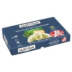 Ravioles du Dauphiné ULTRA FRAICHES Label Rouge / IGP 24 plaques - 1,440kg