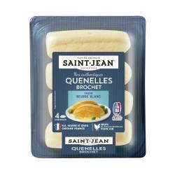 Achat de Quenelle de Brochet façon beurre blanc - 340g (4x85g)