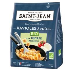 Ravioles à poêler à la Tomate & Mozzarelle BIO - 310g