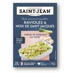 Achat de Cassolette de Ravioles & noix de saint jacques